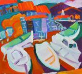 Белые лодки 2008