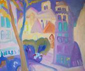 Сиреневый Париж 2009
