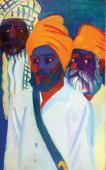 Сикхи из Гобин Садан 2005