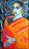 Женский портрет 2005