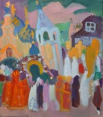 procession-2011-80x70-cm