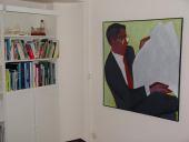 Рабочий кабинет Посла Финляндии в Берлине